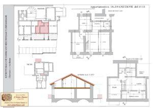 ESEMPIO: Appartamento al secondo e ultimo piano
