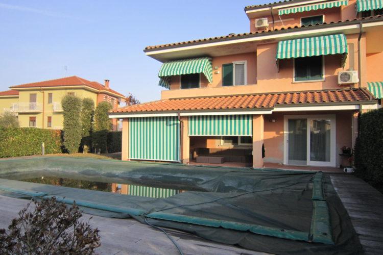Villa bifamiliare in via vigne antica cherasco for Affitti cabina colorado breckenridge